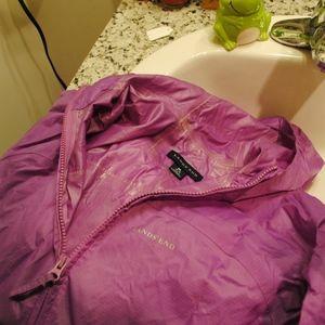 Lands' End Jackets & Coats - 116. rain jacket
